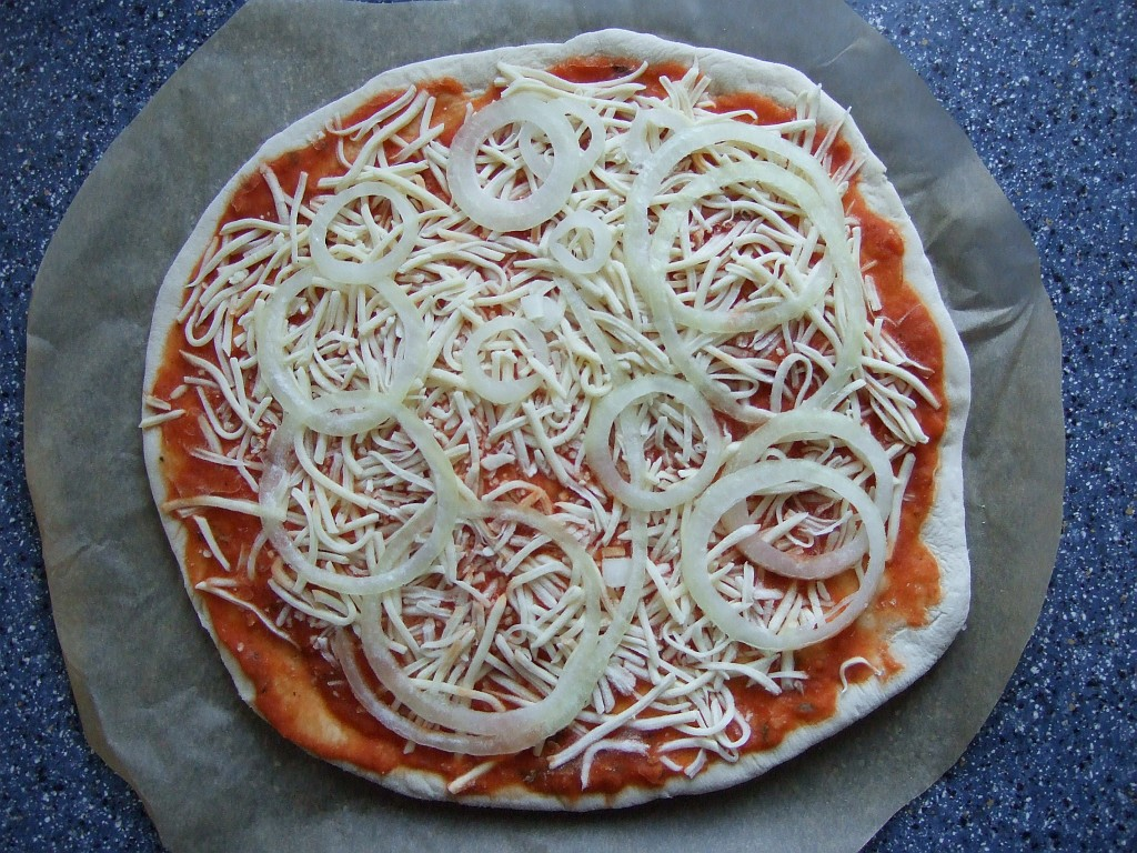 Pizza Rohlinge